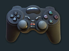 PS2 Controller for Robot